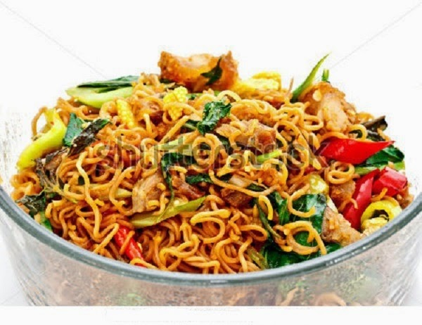 VEGETABLE, CHICKEN OR MUTTON NOODLES BIRYANI