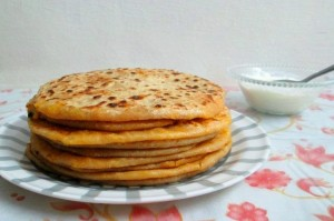Potatoes Stuffed Paratha and Minced Mutton or Chicken Stuffed Paratha