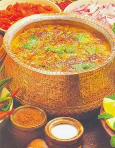 Mutton-Chicken Curry and Haleem Recipes-Method of Cooking