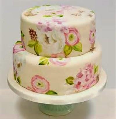 Veg and Non Veg Cake