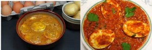 Yummy Hot Recipes Of Egg And Potatoes Indian Stew