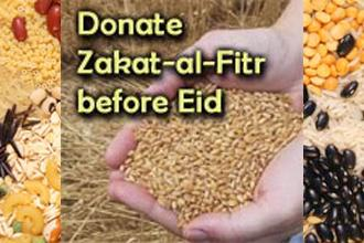 Paying Fitra on Eid