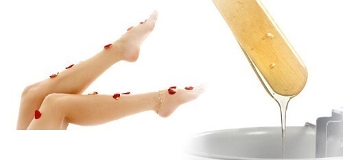Flavoured Waxing