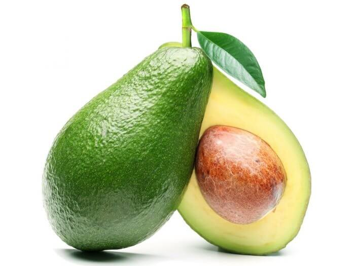 Dry Hair and Dry Scalp Treatment with Avocado