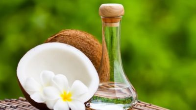 Dry Hair and Dry Scalp Treatment with Essential Oil