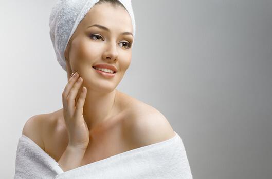 Beautiful Silky Skin