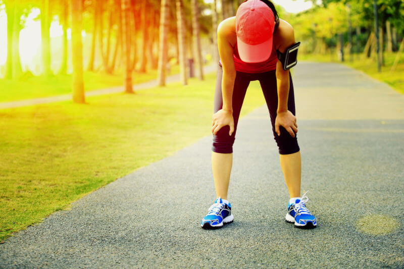 Avoid Strenuous Physical exercise