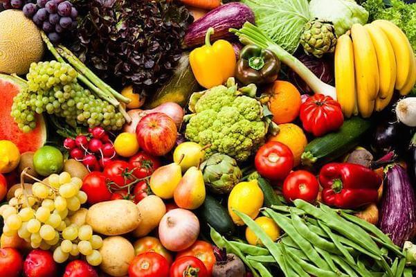 Eat Pitta Pacifying Foods