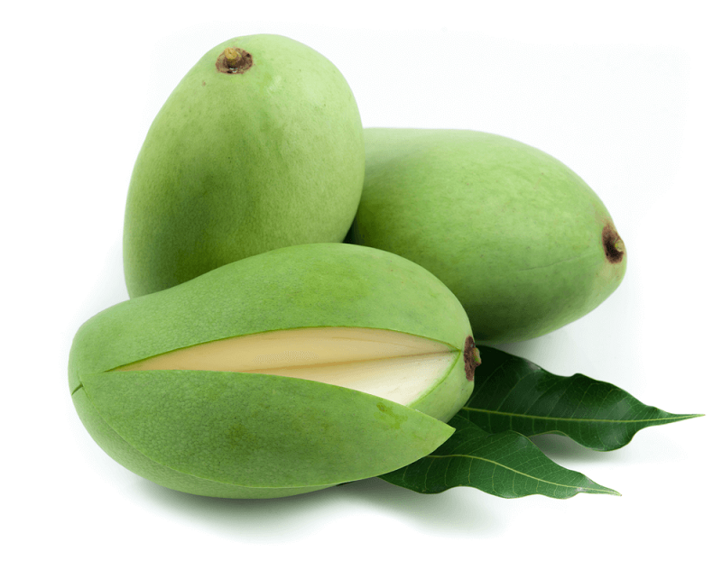 Nutrients And Vitamins of Green Mango