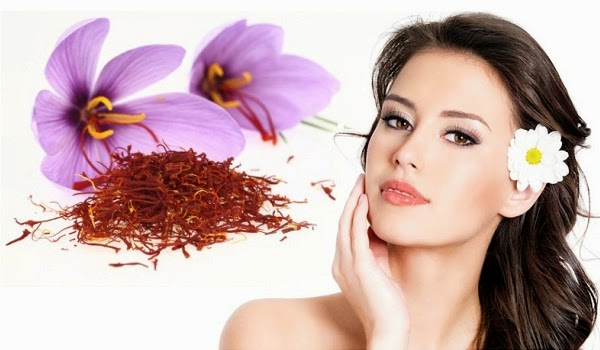 Dull Skin Treatment with Saffron