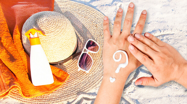Sunscreen Side Effects