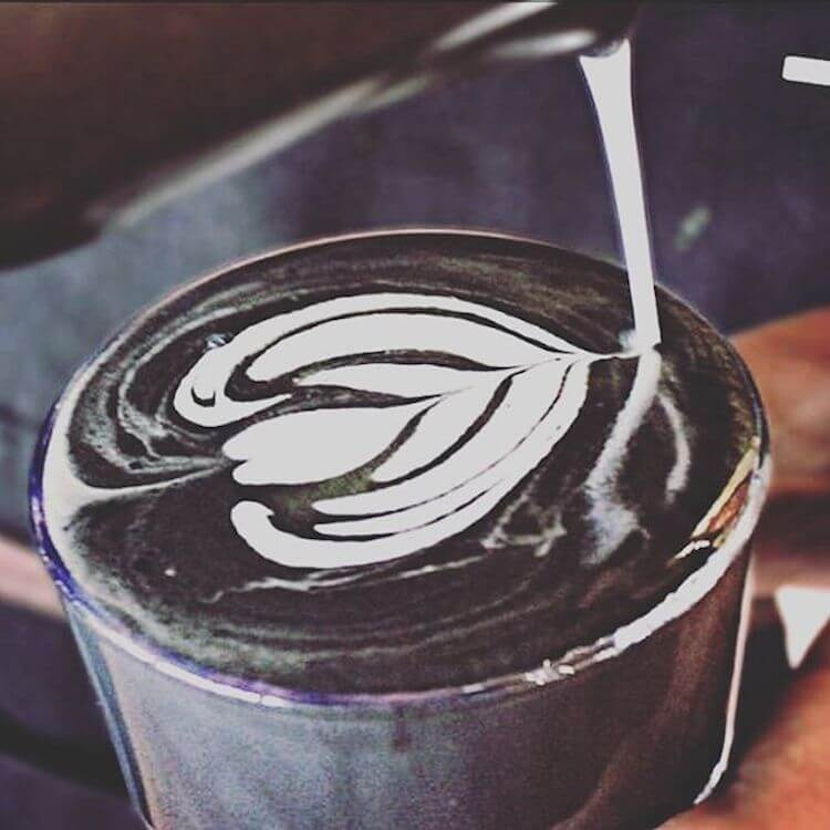 Black Latte Wonderful Benefits and Work for Weight Loss