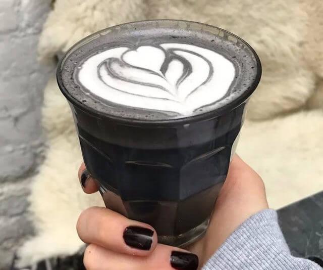 Is Black latte Popular