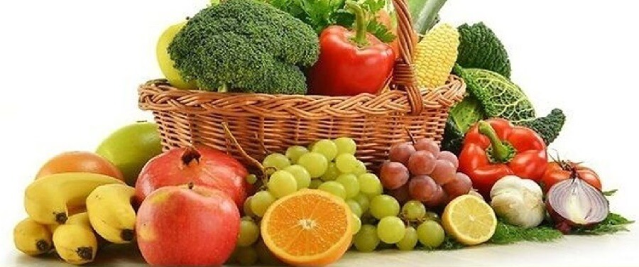 Seasonal Vegetables and Fruits