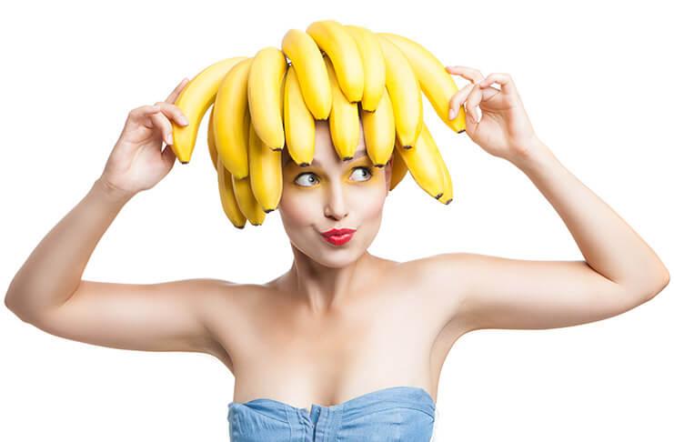 Benefits of Banana for Hair