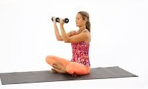 Exercise 17 To Lose Weight and Perfect Posture Part 3
