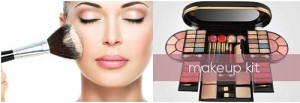 Art of Dressing up Makeup for Face-Eyes-Lips Complete Tips-1