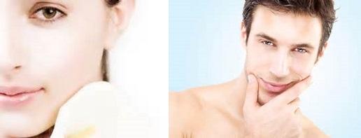 Natural Face Beauty Tips-Fair and Velvet Touch Skin