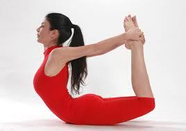Dhanurasana Bow-shape Posture