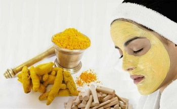 Turmeric and Chickpea powder