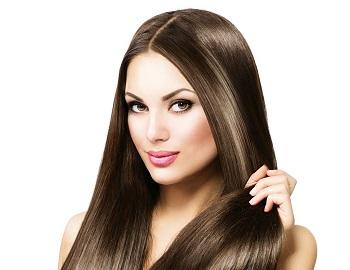 Beautiful Hair and Fair Skin