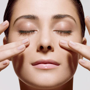 Facial Course-Skin Care Eyes Massage-Forehead & Jaw Massage Stroke