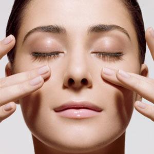 Eye Facial Massage
