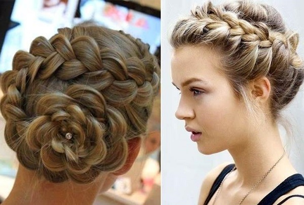 Two-in one Roll Hairstyle