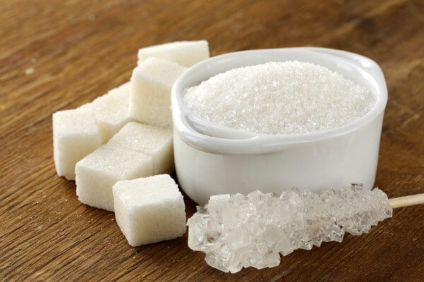 Refined plus Sugary Food items