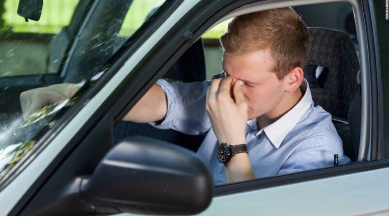 Drowsiness Causes Accidents