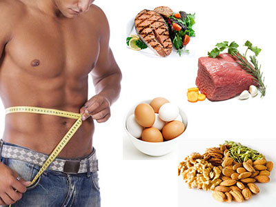 Protein Helps to Build Muscles