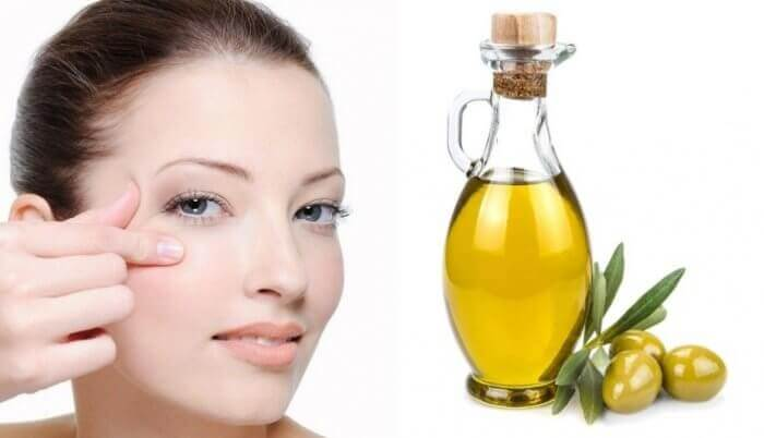 Olive Oil Cleanser to Soothe Dry Skin