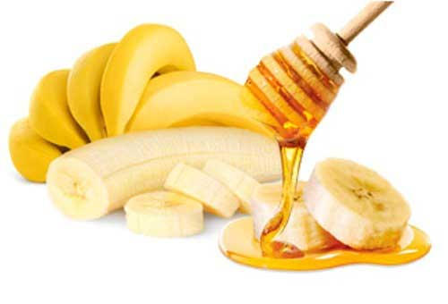 Banana And Honey Hair Mask