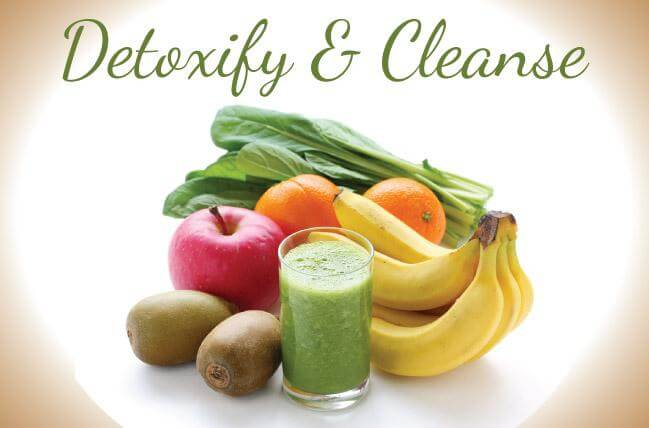 Natural Detox or Cleanses