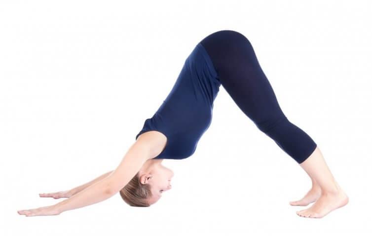 Adho mukha savasana Yoga