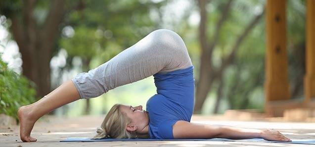 Halasan yoga