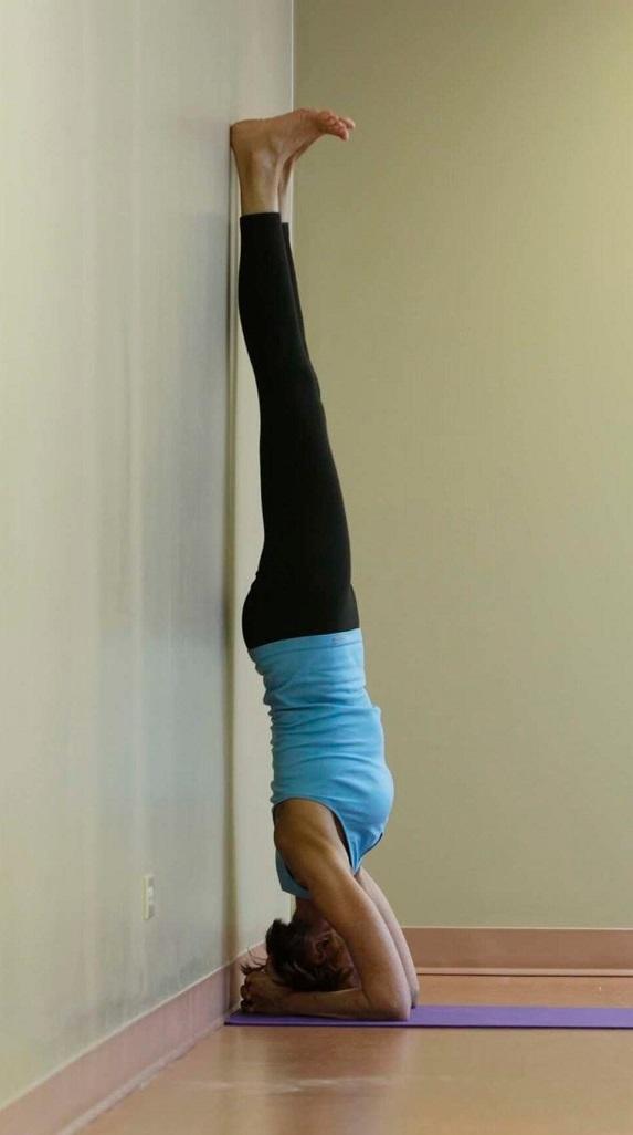 Sirasana Yoga
