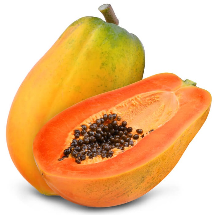 Papaya and Saffron Mask - Antioxidant