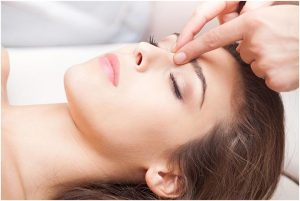 Acupressure Points for Skin Tightening and Beauty for Men and Women