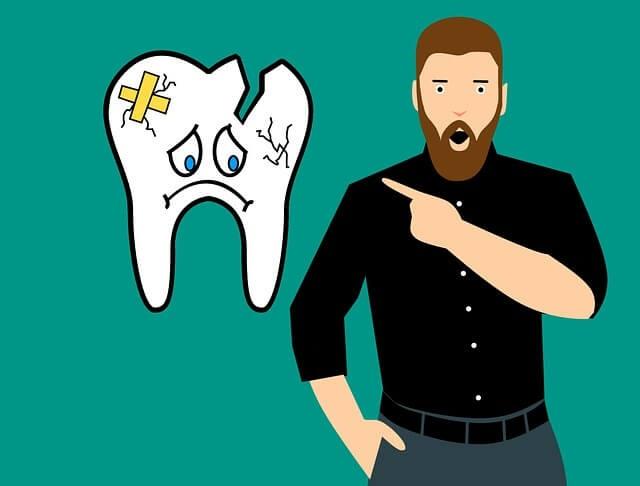 Teeth cavity treatment