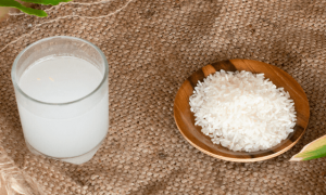 The wonders of rice water to even out skin tone